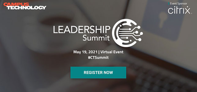 Campus Technology Leadership Summit